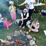 Opekačka s deťmi 2011